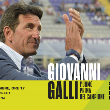 Giovanni Galli: l'uomo prima del campione. Studio, impegno, dedizione, resilienza